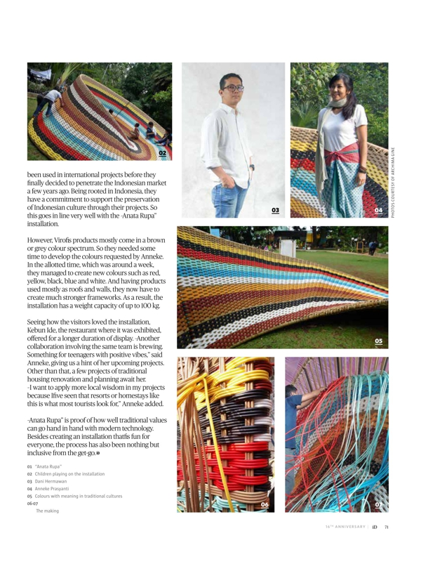 Virobuild on Indonesia Design Magazine